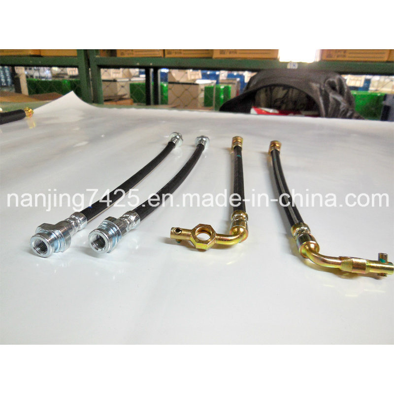 Hydraulic Brake Hose Assemblies Factory with CCC Certification
