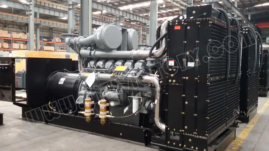 225kVA~625kVA Deutz Brand Diesel Generator Set with CE/Soncap/CIQ/ISO Certifications
