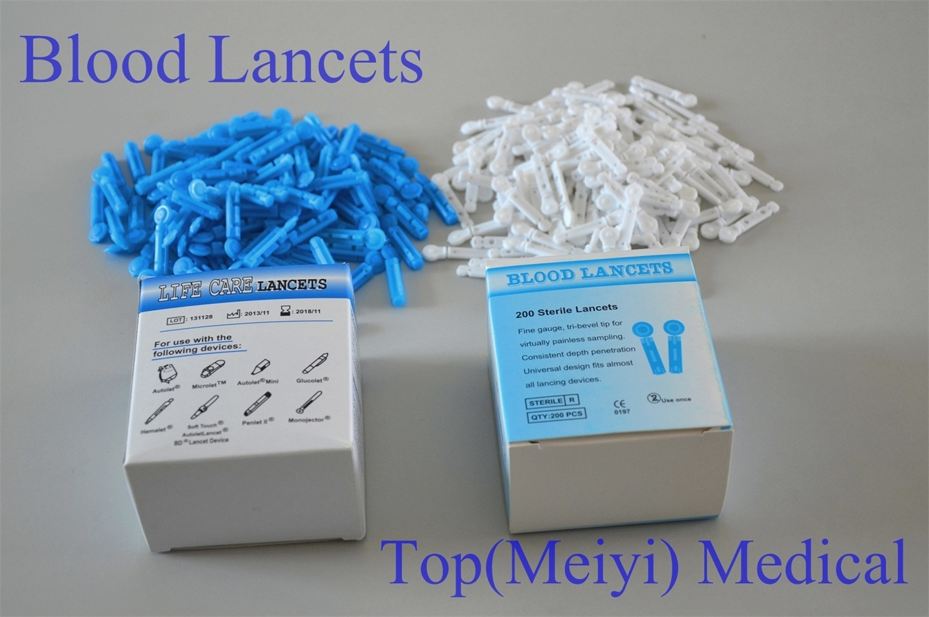 Blood Lancets Twist Lancets