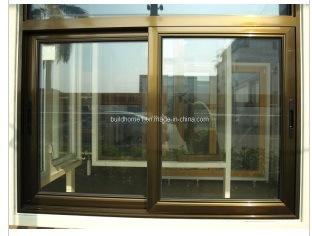 Bespoke High Class Double Glass Hidden Roller Sliding Aluminium Windows and Doors