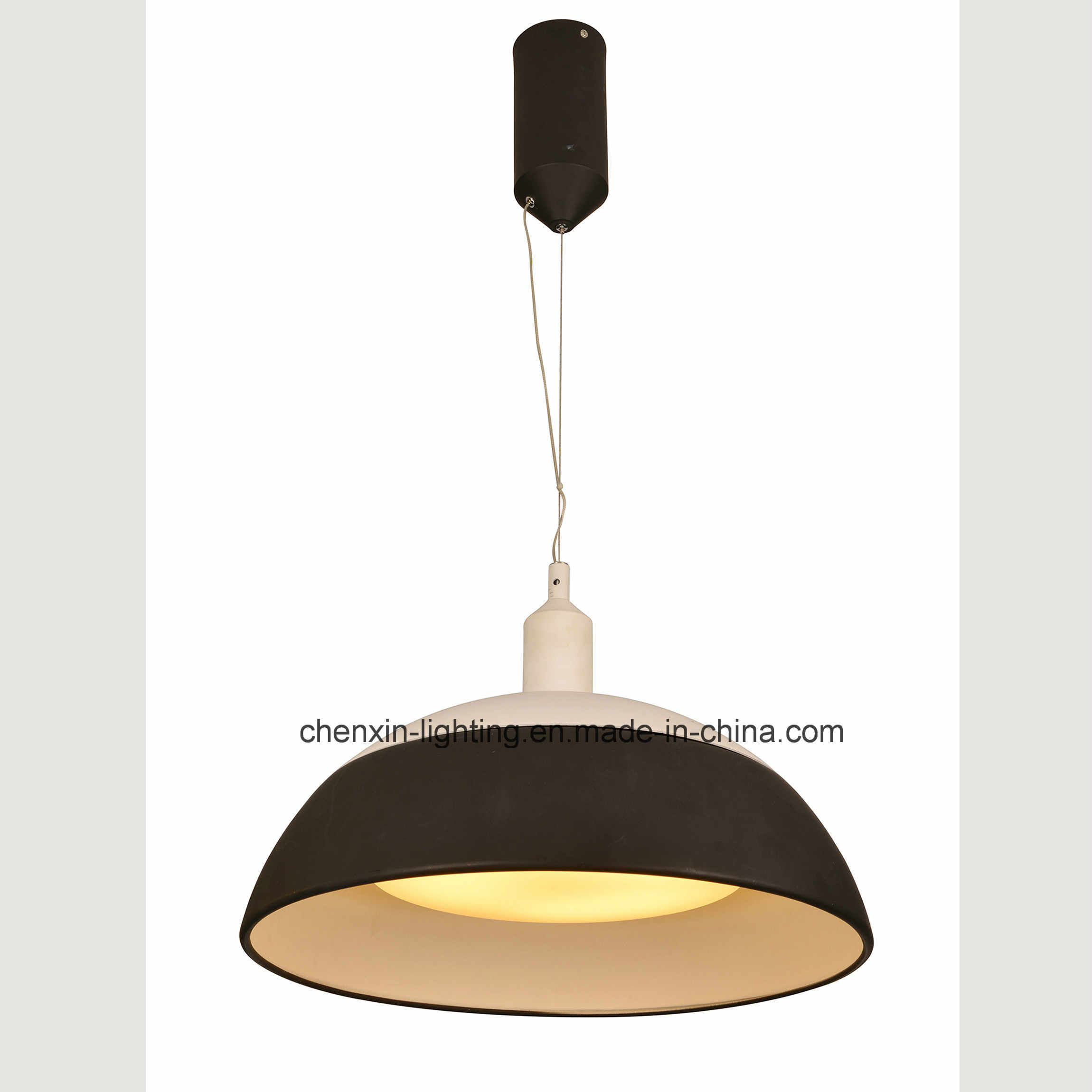 Modern Round Iron Black Pendant Light/Hanging Lamp