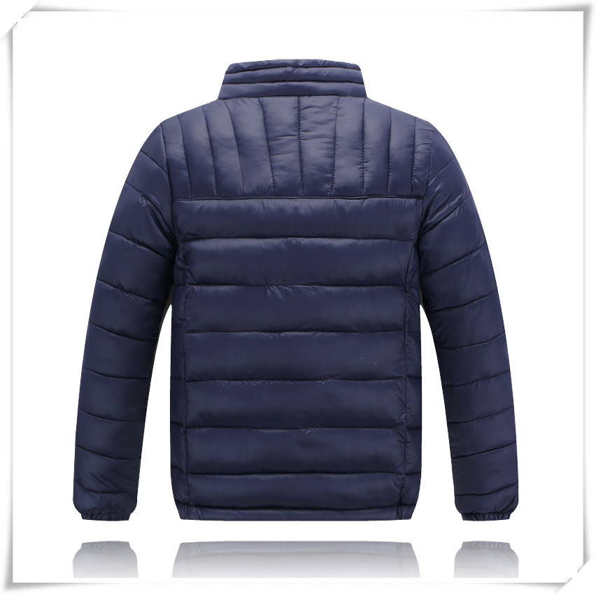 2016 New Type Logo New Fashion High Quality Winter Jacket Men Children Down Jacket 607