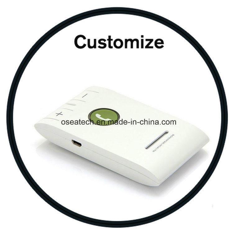 Sun Visor Bluetooth Handsfree Car Kit