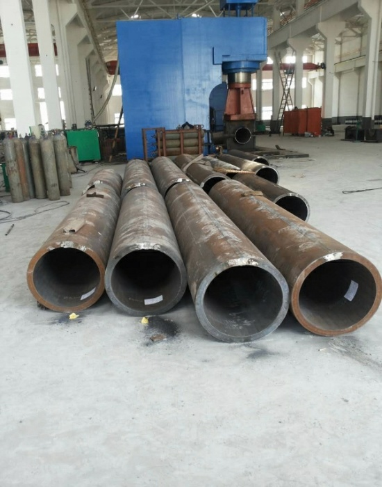 LSAW Heavy Wall Round Steel Pipe