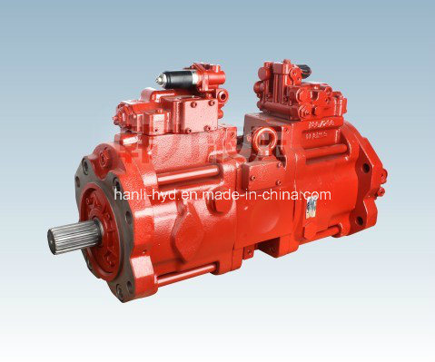 (K3V140) Hydraulic Main Pump, Japan Piston Pump for Doosan/Hyundai/Sany Excavator