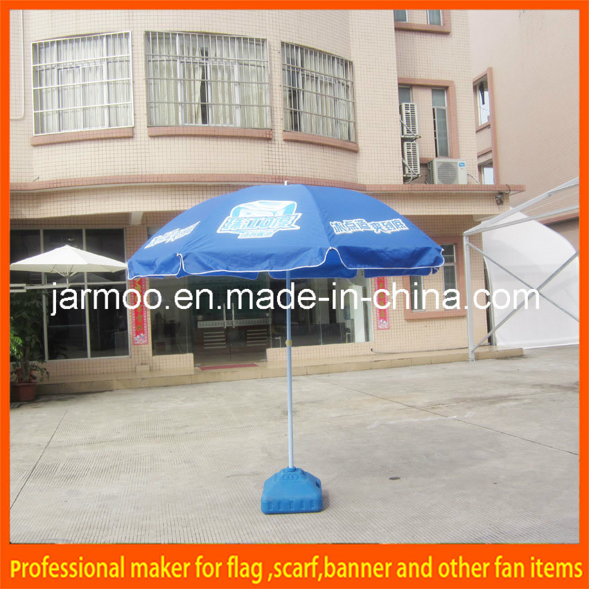 Outdoor Sun-Proof Advertising Beach Umbrella