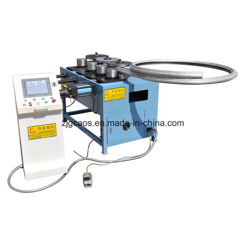 3 Roller Metal Bending Machine