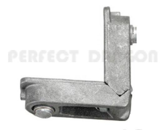 Best Powerful Joint Corner Hl6448 for Aluminum Profile