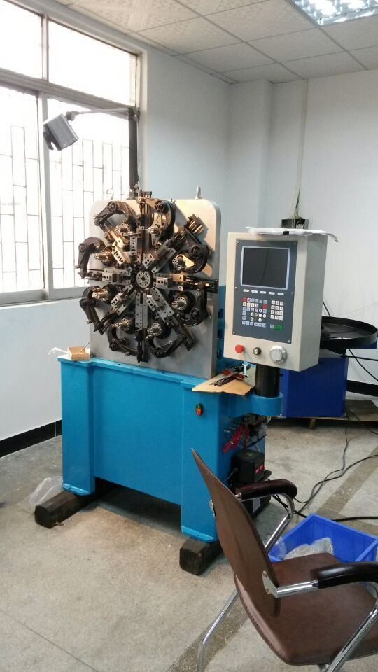 2016 CNC Spring Forming Machinery (GT-SF-20B)