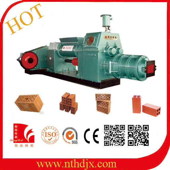 China Made Automatic Red Clay Brick Making Machine (JKR45/45-20)