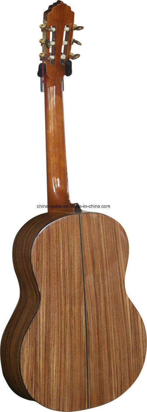 39′′ Zebra Wood Classic Guitar