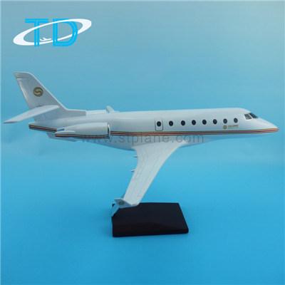 G200 40cm Resin Plane Gulfstream Models Model Display Aircraft