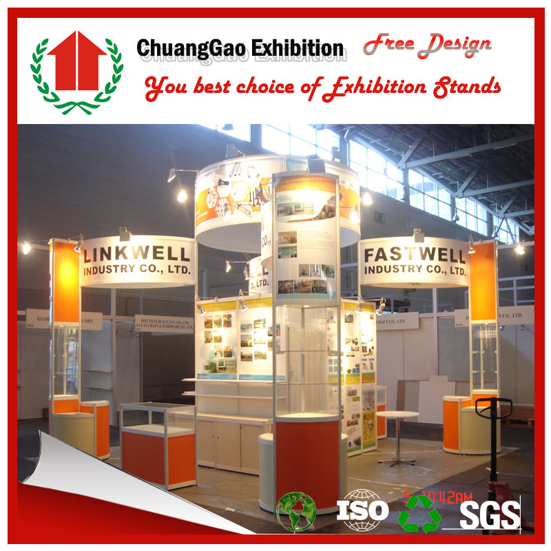Exhibition Booth Reference : China octanorm maxima system exhibition booth photos