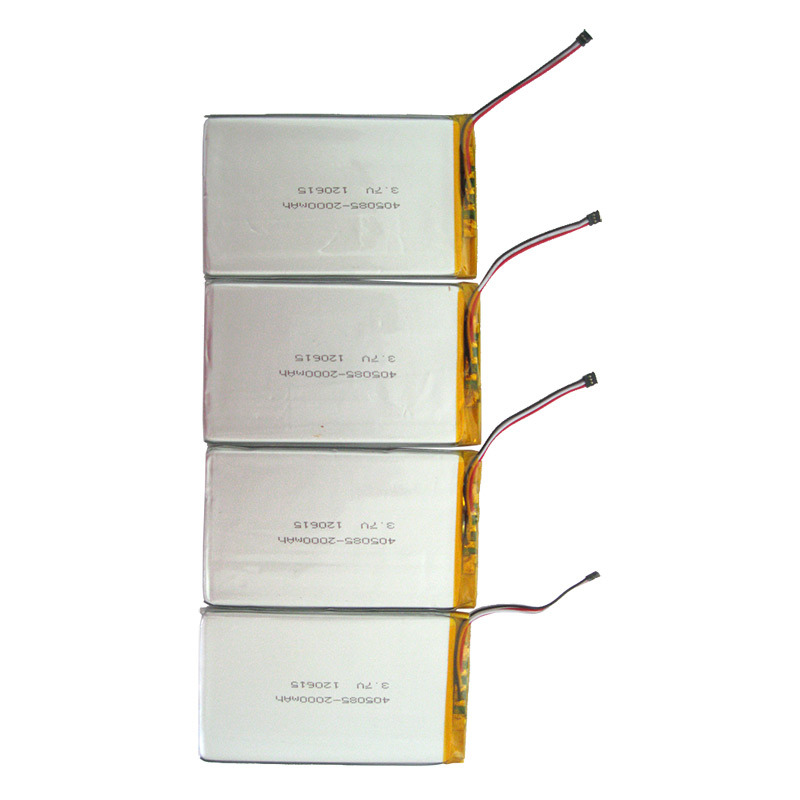 384052 3.7V 820mAh Lithium Polymer Battery for Tablet PC / MID / PDA