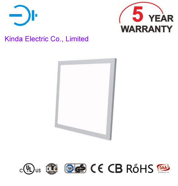 Ceiling/Recessed/Hanging 5 Years Warranty 0-10V Dimming SMD 18W 300X300mm 1X1FT Dlc4.0 LED Panel Light with Ce RoHS ERP UL