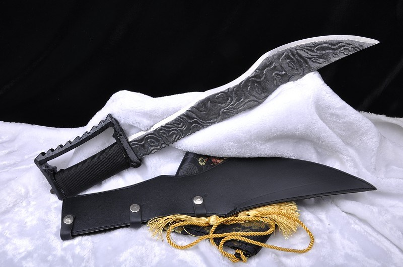 Chinese Wushu Weapon Wing Chun Butterfly Sword