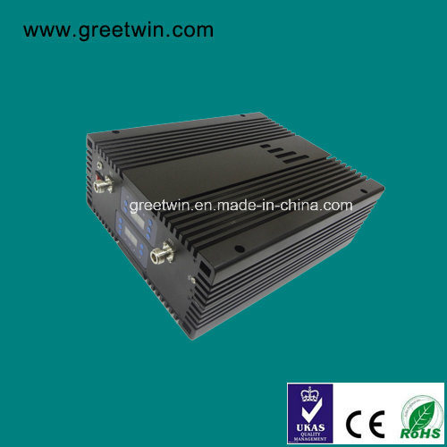 15dBm GSM900+Dcs1800+3G+Lte2600 Boosters Signal Amplifier (GW-15GDWL)
