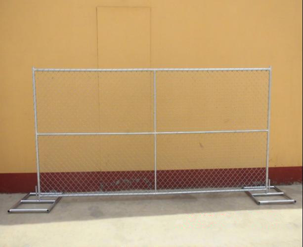 USA Standard 6ftx12FT Construction Temporary Chain Link Fence/Fence Panel