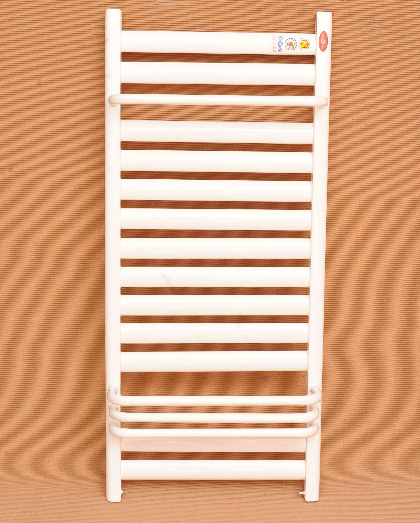 Bathroom Radiator/Copper-Aluminum Towel Radiator for Water Heating