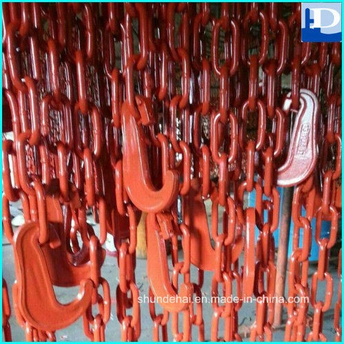 High Quality Alloy Steel Container Lashing Chain/Supplier