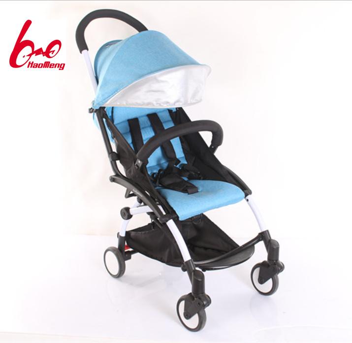 2017new Aluminium Alloy Baby Stroller Within Fold