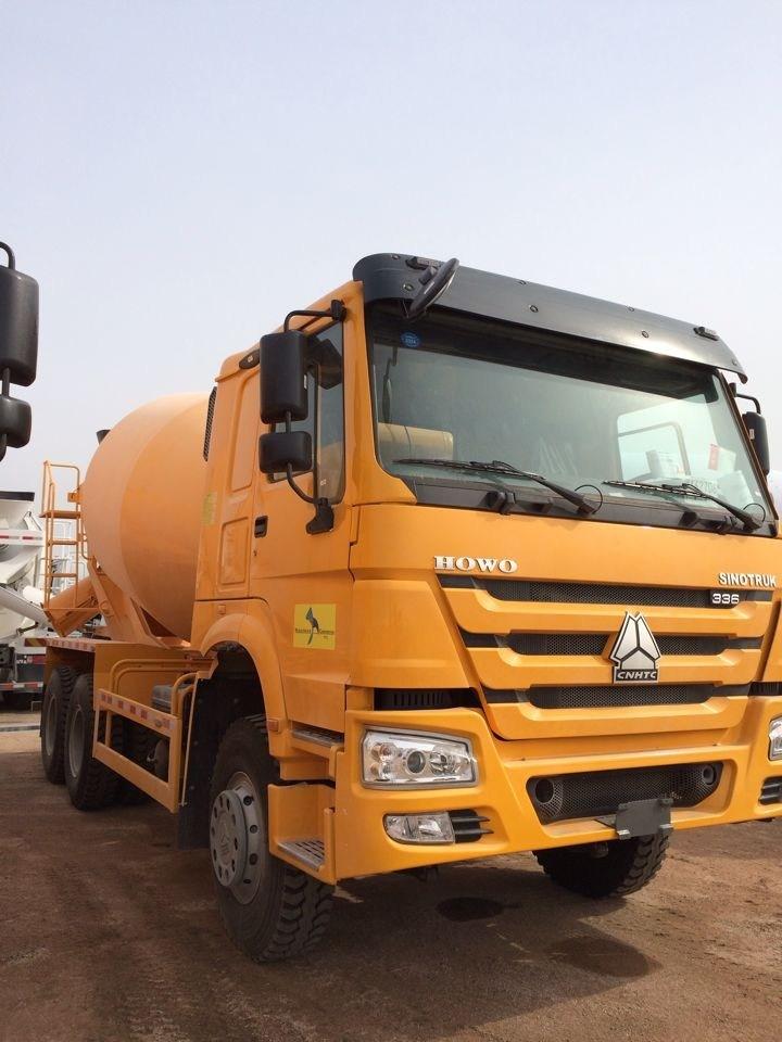 HOWO 6-12 M3 Concrete Mixer (ZZ5327GJBM3247C)