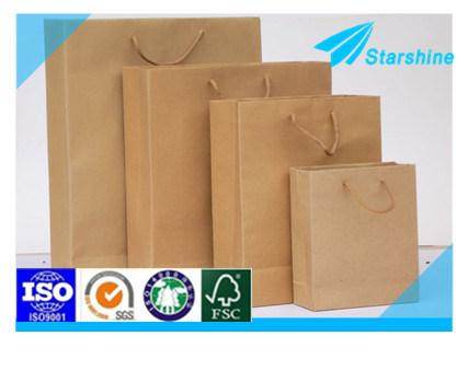 Fine Kraft Paper Bags