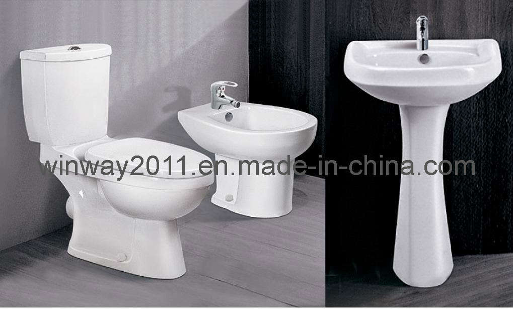 china toilet bidet basin set 2000 china toilet wc. Black Bedroom Furniture Sets. Home Design Ideas