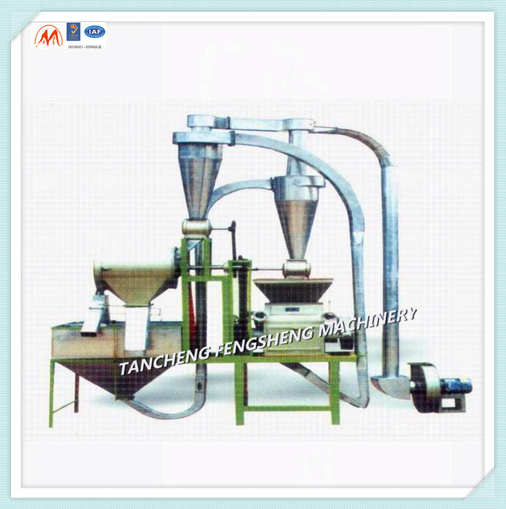 6f Series Wheat Corn Flour Milling Machine