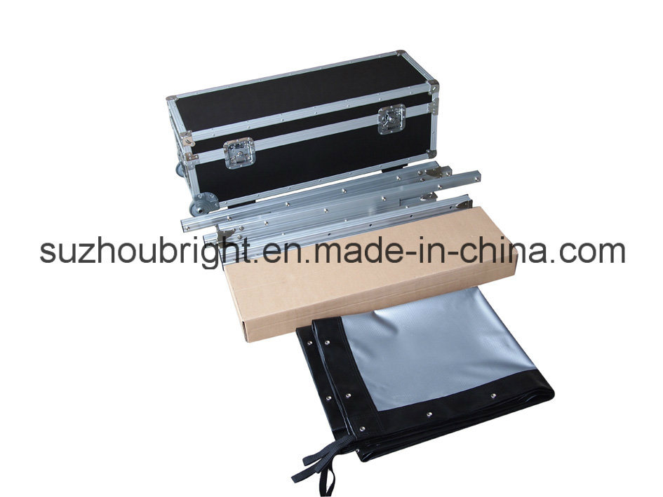 Fast Fold Screen Rear and Front Screen Projection Screen