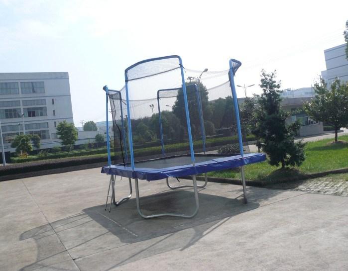 9ft 12ft Square Foldable Trampoline Sx Ft4 80e China