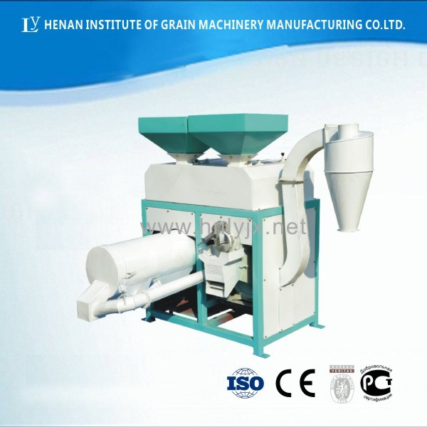 Popular 500kg/H Corn Grits Machine