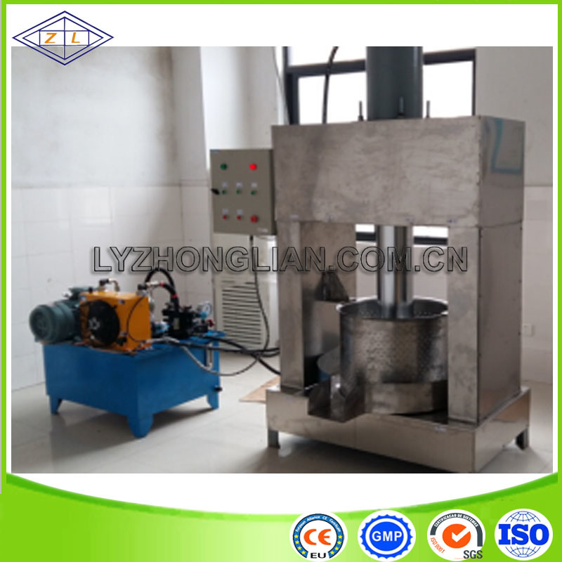 Hydraulic Coconut Milk Press Machine
