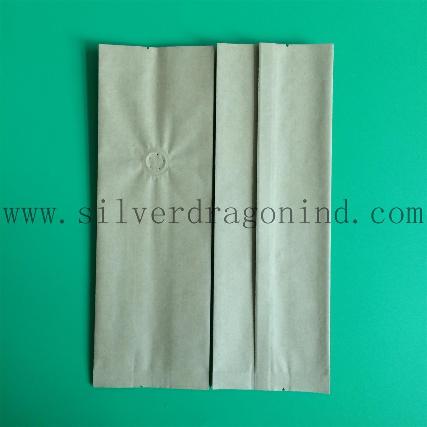Food-Grade Kraft Paper Bag for Food Packaging