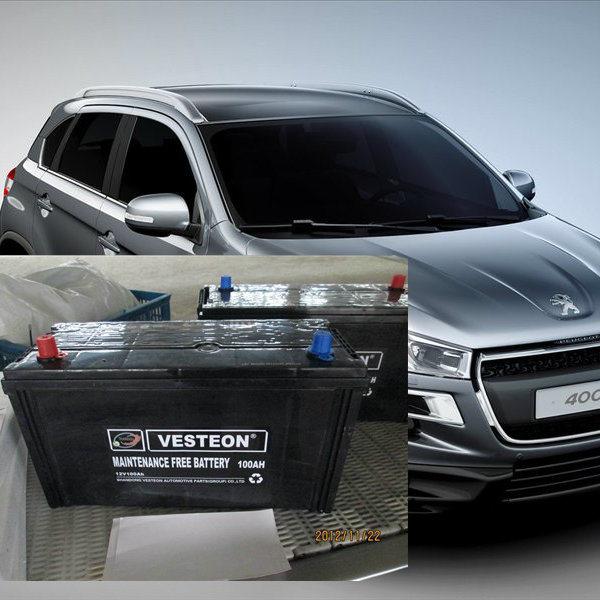 12V Automotive Start Car Batteries Varta