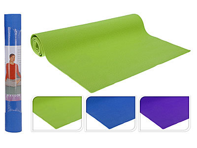 Wholesale PVC Non-Slip Yoga and Sports Exercise Mat