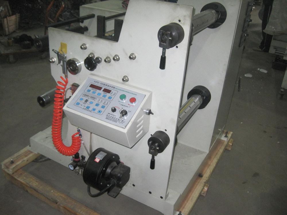 Rtfq-300/400b Auto Small Paper Roll Slitting Machine
