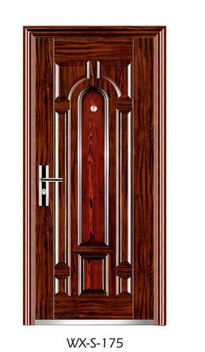 High Quality Steel Security Door (WX-S-175)