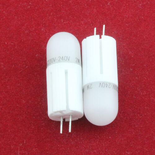 High Voltage 110V 220V 230V 240V 2W LED G4