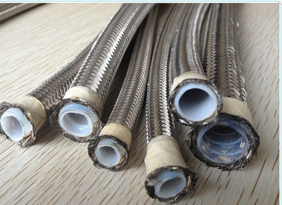 304, 316 Stainless Hoses