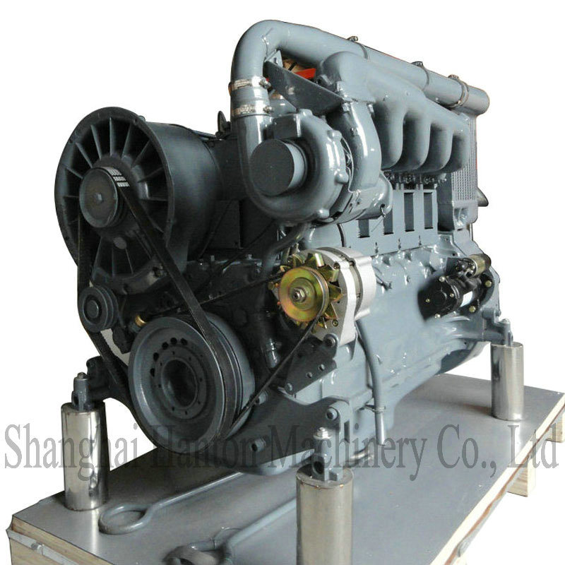 Deutz BF6L913 Water Pump Genset Air Cooling Diesel Motor Engine