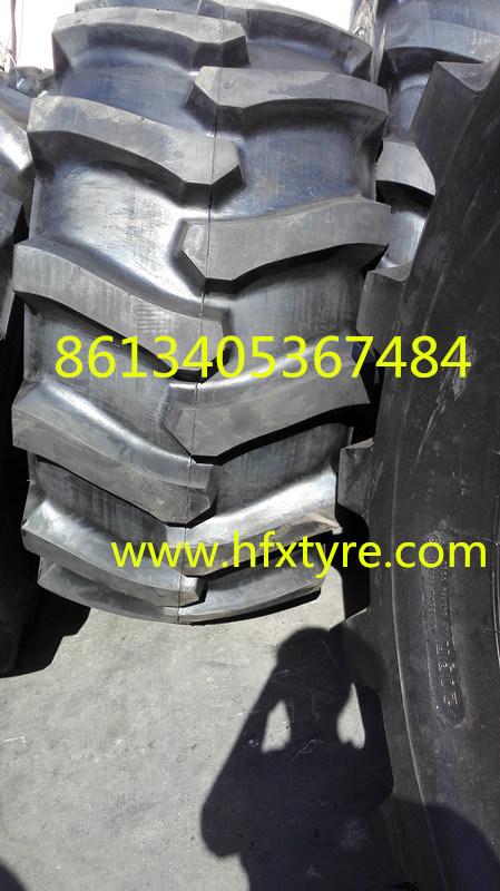 Ls-2 Log Skidder Tire 24.5-32, 30.5L-32, 35.5L-32 Forest Tire for Log Loader