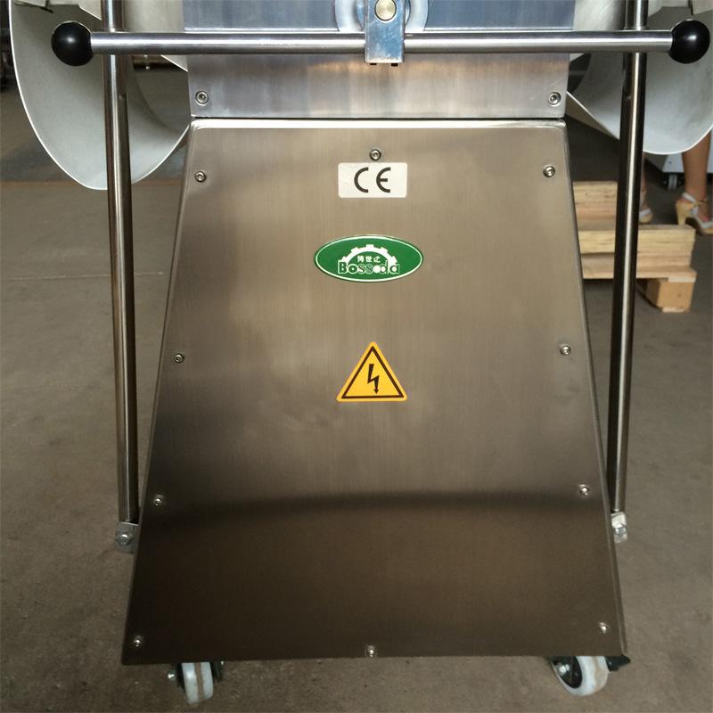 Full-Stainless Steel Floor Type Dough Sheeter Bdq-650CS