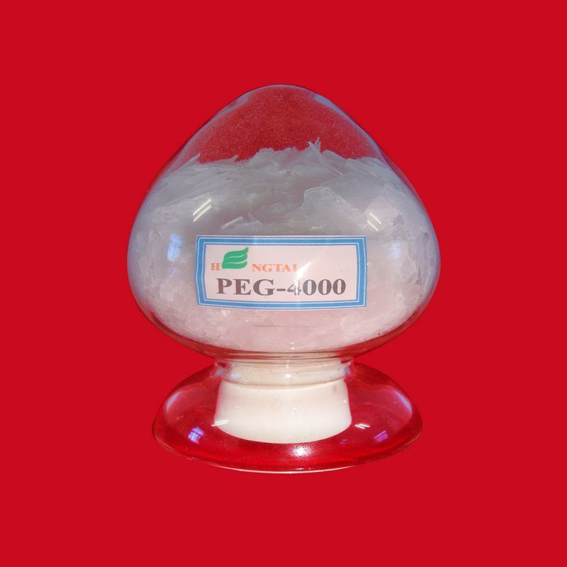 High Purity Polyethylene Glycol 4000
