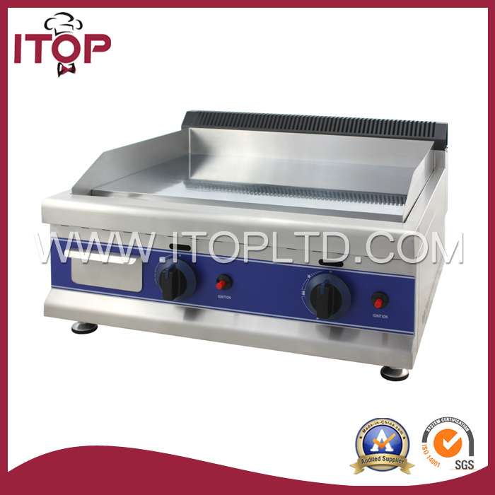 Commercial Stainless Steel Gas Griddle (DGT)