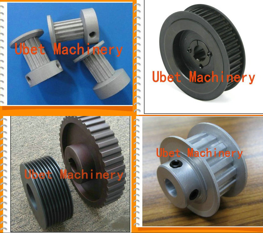 Aluminum 6082 Timing Pulleys