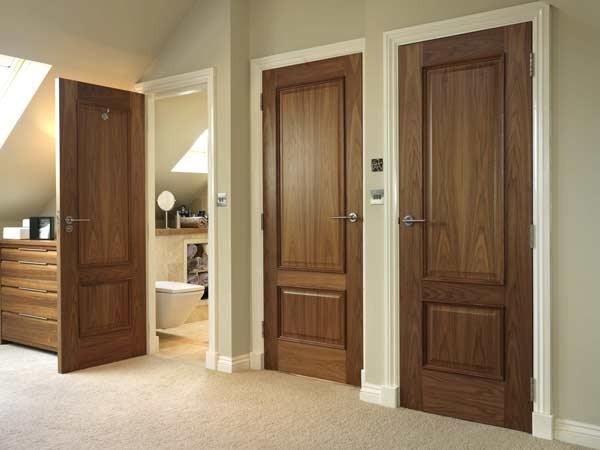 BS Certified Solid Door Wooden Fire Door 2016 Fire Rating 30mins, 60mins, 90mins, 120mins Wood Door