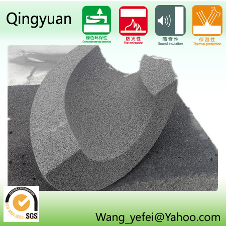 Foam Glass Tube Used for Low Temperature Insulation (35*40)