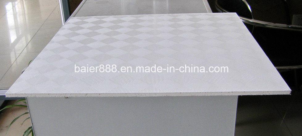 Hot PVC Gypsum Ceiling Tiles (Regular)