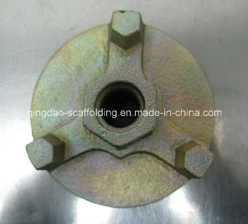Scaffold Wing Nut 15/17 Tie Rod Nut Cast Iron